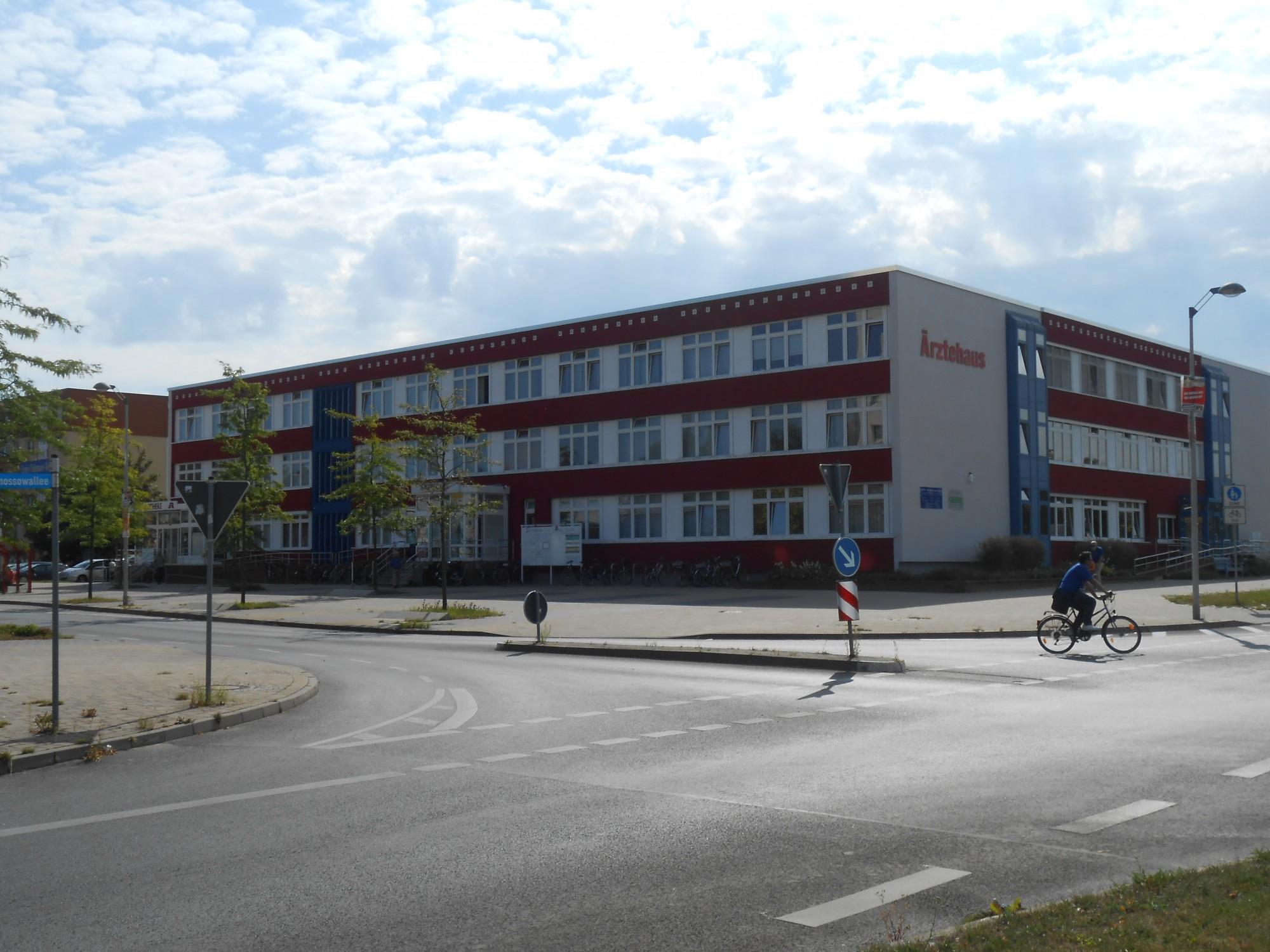Willkommen bei der Ärztegemeinschaft Greifswald/Schönwalde